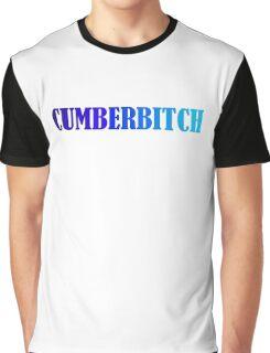 Benedict Cumberbatch Cumberbitch Graphic T-Shirt