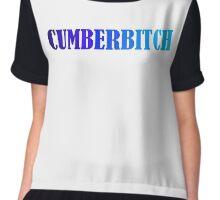 Benedict Cumberbatch Cumberbitch Chiffon Top