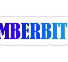 Benedict Cumberbatch Cumberbitch Sticker