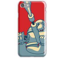 Hank Scorpio iPhone Case/Skin