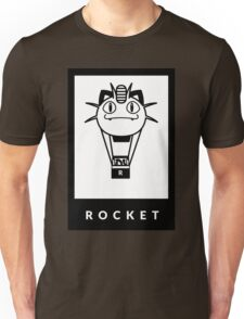 Team Rocket GO! Unisex T-Shirt