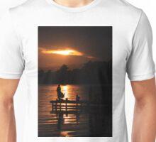 Fishing at dusk T-Shirt