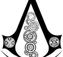 Galifrey Assasins guild  by kjen20