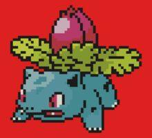 Pokemon - Ivysaur One Piece - Short Sleeve