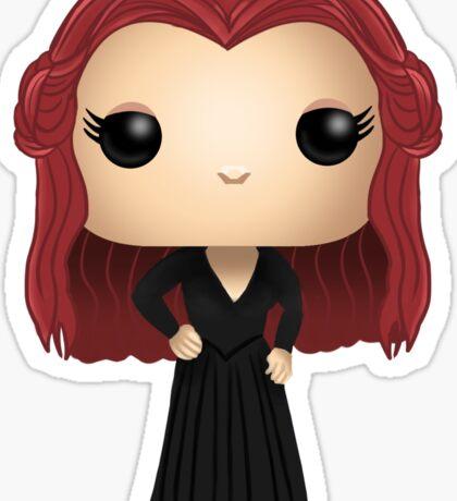 Little Rowena Custom Pop Sticker