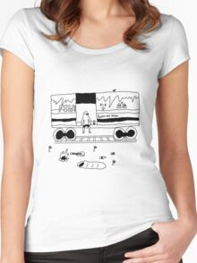 Drifter Women's Fitted Scoop T-Shirt