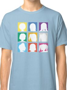Love Live-Square Art Classic T-Shirt