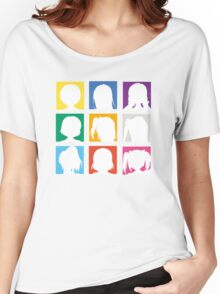 Love Live-Square Art Women's Relaxed Fit T-Shirt