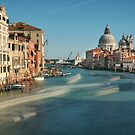 The Grand Canal by Peter Hammer