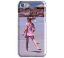 Dancing in the Sand iPhone Case/Skin
