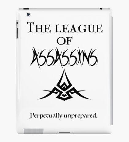 League of Assassins  iPad Case/Skin