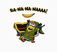 Zelda  - Minion with a banana Unisex T-Shirt