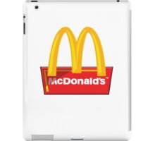 McDonald's Logo iPad Case/Skin
