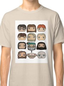 Harry Potter Character Doodle Classic T-Shirt