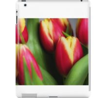 Spring tulips. iPad Case/Skin