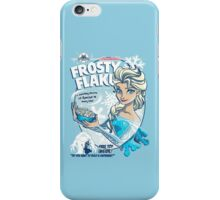 Frosty Flakes - Elsa Edition  iPhone Case/Skin