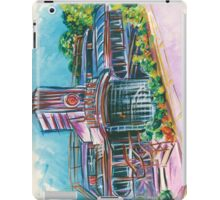 Cool Vintage/Retro Diner  iPad Case/Skin