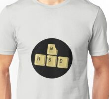 TEK BITES WASD Unisex T-Shirt