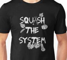Squash the System Unisex T-Shirt