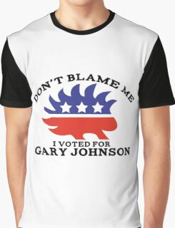 Don't Blame Me Graphic T-Shirt
