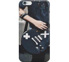 Michael Guitar iPhone Case/Skin