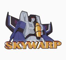 Transformers: Skywarp by NDVs