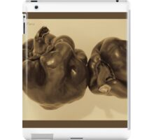Mr & Mrs Pepper iPad Case/Skin