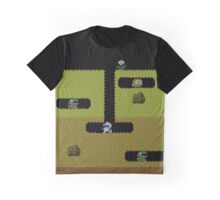 Dig Dug  Graphic T-Shirt