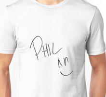 Phil Lester Autograph Unisex T-Shirt