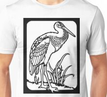 Alias's include, Storch the Stork Color Project.  Unisex T-Shirt