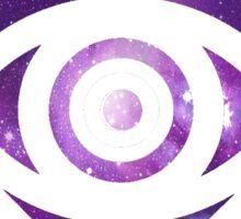 Galaxy Future Hearts Sticker