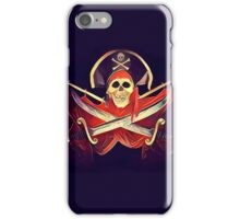 Pirates of the Caribbean Talking Skull iPhone Case/Skin