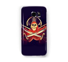 Pirates of the Caribbean Talking Skull Samsung Galaxy Case/Skin