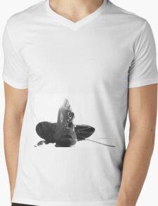 High Heels Mens V-Neck T-Shirt