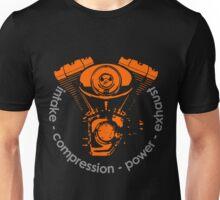 v twin engine Unisex T-Shirt