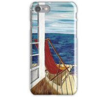 A Good Place for Books iPhone Case/Skin