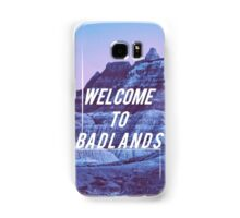 Badlands Halsey Samsung Galaxy Case/Skin
