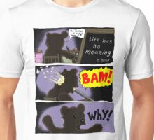 Suicide of T. Bear Unisex T-Shirt
