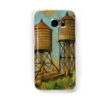 Water Towers 2 Samsung Galaxy Case/Skin