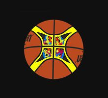 FIBA official basketball, without text Unisex T-Shirt