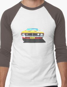 Ford Falcon Tshirt Men's Baseball ¾ T-Shirt