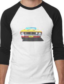 Ford Falcon Tshirt Men's Baseball ¾ T-Shirt