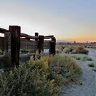 Sundown West by marilyn diaz