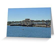 Boston Bound Greeting Card