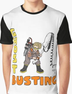 Holtzmann Calling Graphic T-Shirt