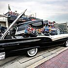 1957 Ford Fairlane Skyliner Retracted by Adam Bykowski