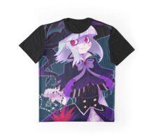 Madame Bat Witch  Graphic T-Shirt