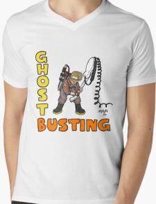 Holtzmann Calling Mens V-Neck T-Shirt