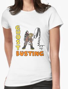Holtzmann Calling Womens Fitted T-Shirt