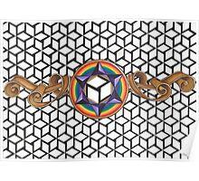 Healing Multi-Dimensional Antahkarana Poster